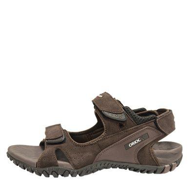 Sandalia de trekking Oriocx Autol Gris