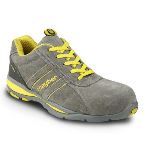 Zapatos seguridad Jhayber Goal gris
