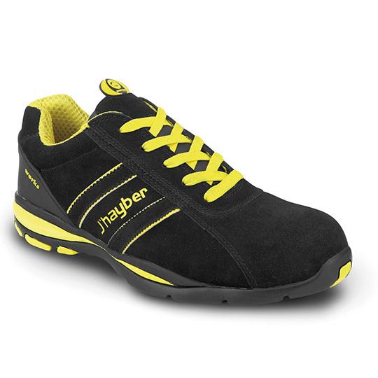 fd69a004f7762 Zapatos seguridad Jhayber Goal negro - Calzado de Seguridad