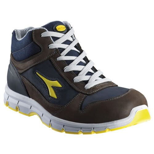 Calzado de seguridad DIADORA RUN HIGH MM