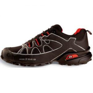 Calzado de trail running Oriocx Redal Negro