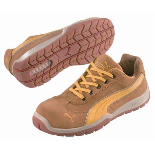 zapato seguridad puma