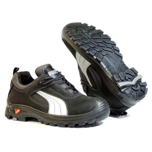 calzado de seguridad puma