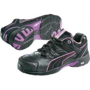 Calzado seguridad Puma Stepper Low