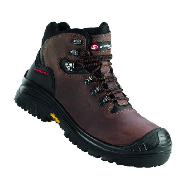 Botas seguridad sixton stelvio calzado de seguridad for Calzado de seguridad bricomart