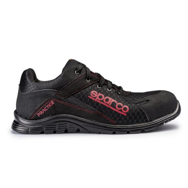 Calzado de seguridad Sparco Practice 07517 NRNR S1P - Calzado de ... 098a261d472