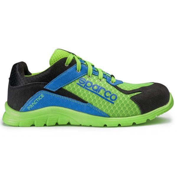 Zapato seguridad Sparco Practice P6