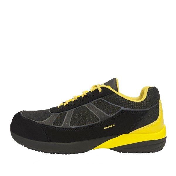 Calzado de seguridad Oriocx Alesón Amarillo S1P SRC + E
