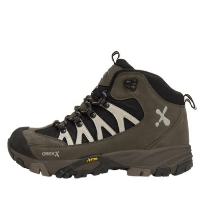 Calzado trekking Oriocx Alfaro Gris