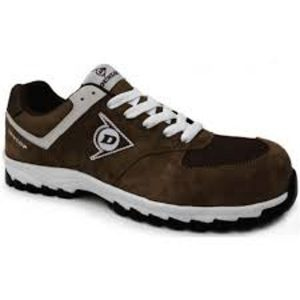 Zapato de seguridad Dunlop Flying Arrow Brown S3