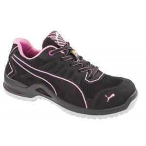 Calzado de seguridad Puma Fuse Tc Pink Low