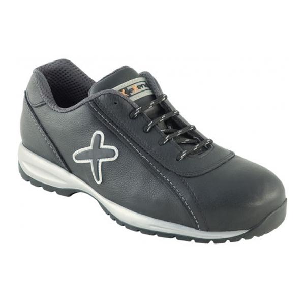 Calzado de seguridad exena assen s3 negro calzado de for Botas de seguridad s3