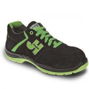 Calzado de seguridad Jhayber Style verde