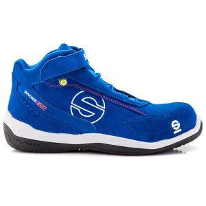 Calzado de seguridad Sparco Racing Evo 07515 AZAZ