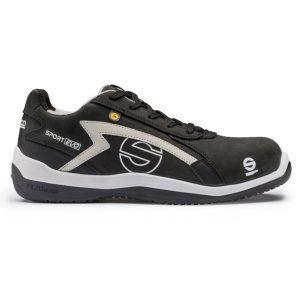 f07e9976387 Calzado de seguridad Sparco Sport Evo 07515 NRGR S3