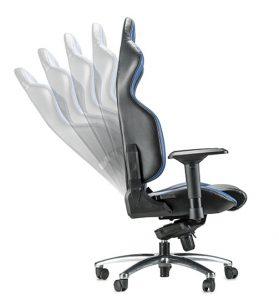 Sillas Gaming Sparco respaldo reclinable
