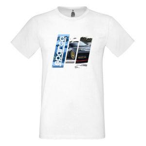 Camiseta Sparco 01215BI