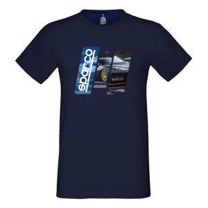 Camiseta Sparco 01215BM
