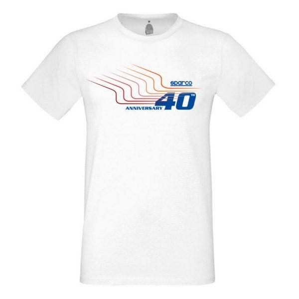 Camiseta Sparco 01216BI
