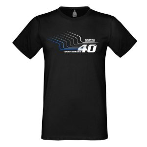 Camiseta Sparco 01216NR