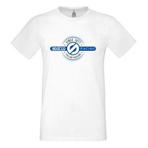 Camiseta Sparco 01217BI