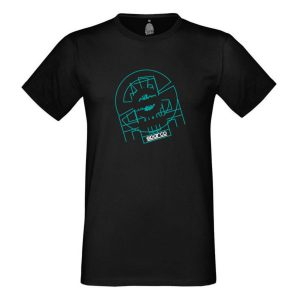Camiseta Sparco 01219NR