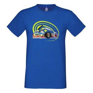 Camiseta Sparco 01220AZ