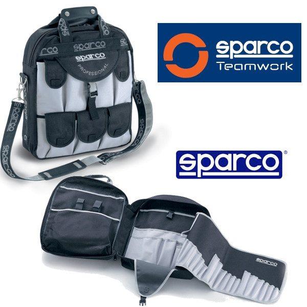 Mochila portaherramientas Sparco - Calzado de Seguridad a645c7d6f063