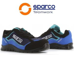 Calzado de seguridad Sparco Nitro SRC NRAZ S1P