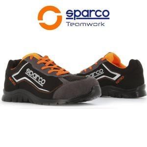 Calzado de seguridad Sparco Nitro SRC NRGR S2