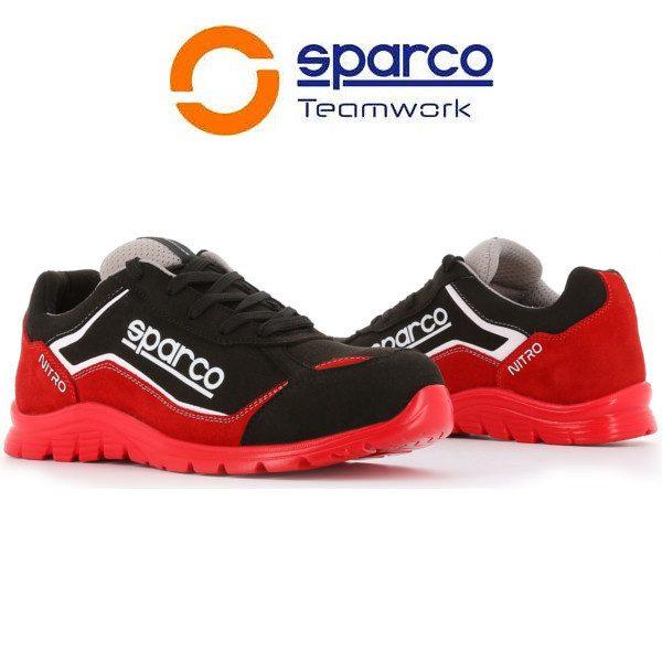 Calzado de seguridad Sparco Nitro SRC RSNR