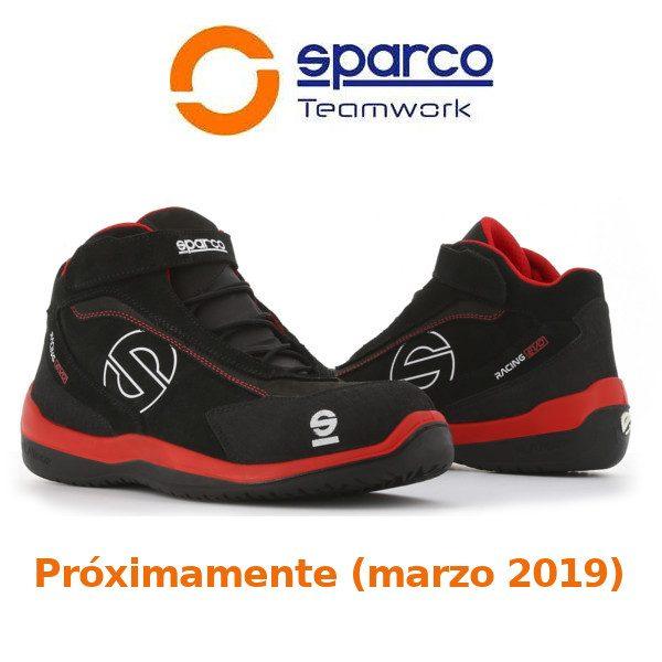 Calzado de seguridad Sparco Racing Evo SRC RSNR S3 - Calzado de ... 74f936996ea