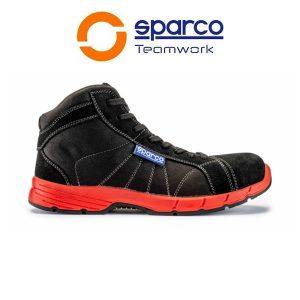 Calzado de seguridad Sparco Challenge 7524 NRNR S3