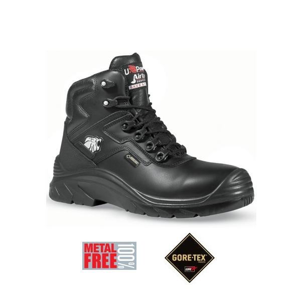 varios estilos estilo de moda muy elogiado Zapato de seguridad U-Power GORE-TEX DROP GTX S3 WR HRO HI CI SRC
