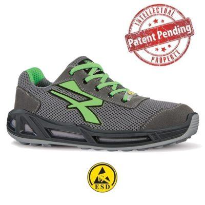 Zapato de seguridad U-Power SUMMER CARPET S1P CI ESD SRC
