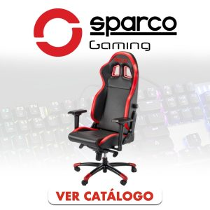Sillas Gaming Sparco