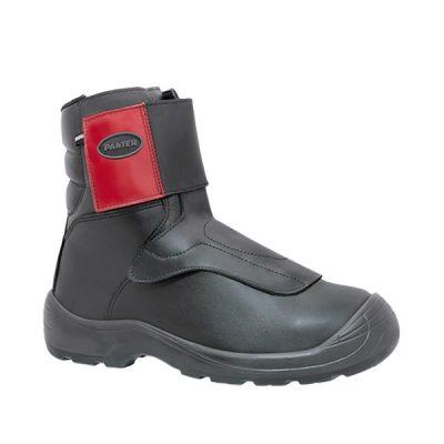 Calzado de seguridad Panter Aluferro 49 S3