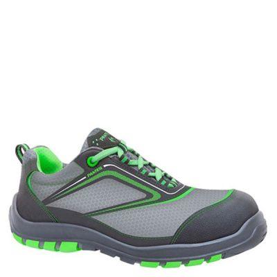 Calzado de seguridad Nairobi Verde Panter S3 Unisex