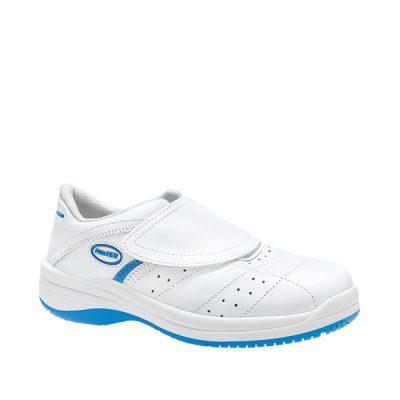 Calzado de seguridad Panter Clinic Perforada O1 Blanco Atmósfera Unisex