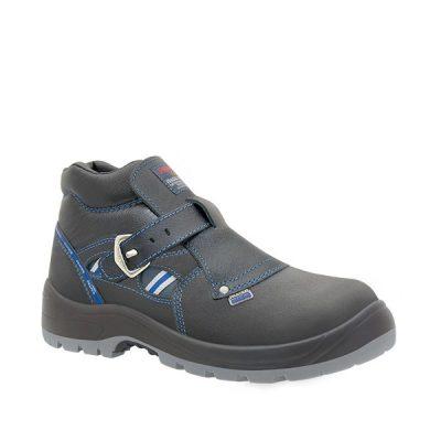 Calzado de seguridad Panter Fragua Plus S3 Negro Oxígeno