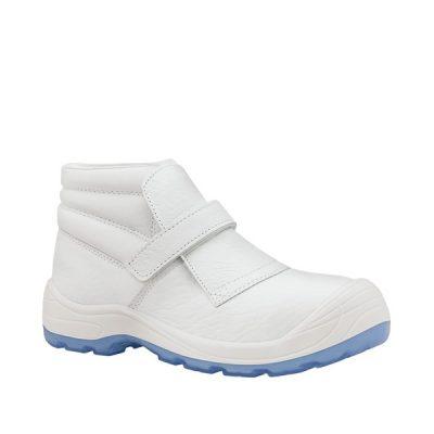 Calzado de seguridad Panter Fragua VELCRO® Totale S2 Blanco 269 Unisex