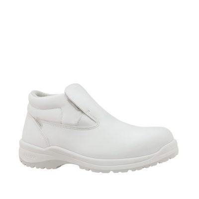 Calzado de seguridad Panter Lúpulo S2 Blanco Unisex