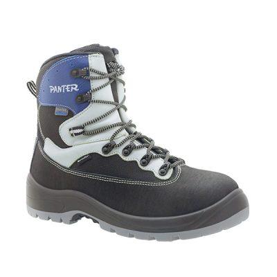 Calzado de seguridad Panter Nevado S3 Negro Oxígeno