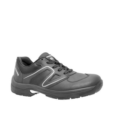 Calzado de seguridad Panter Sporty S3 Negro Unisex