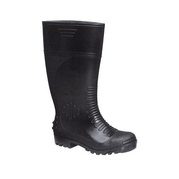 Bota de agua de seguridad Panter 2090 Negra S4