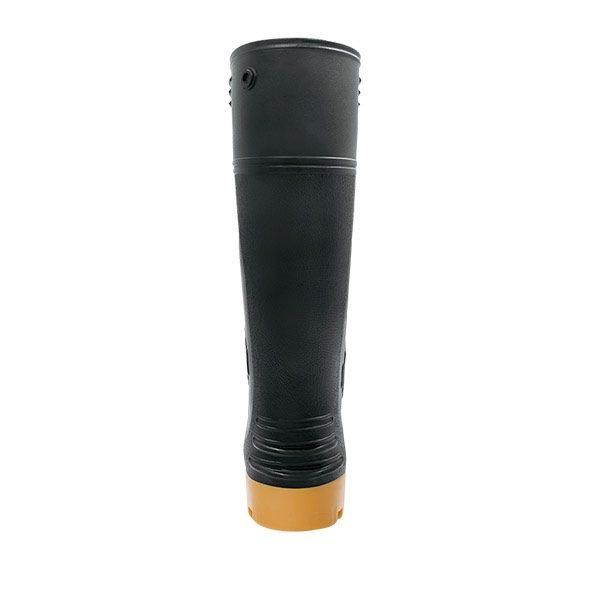 Bota de agua de seguridad Panter 2091 Negra S5
