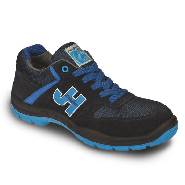 Calzado de seguridad Jhayber Style Marino/Azul S1P SRC