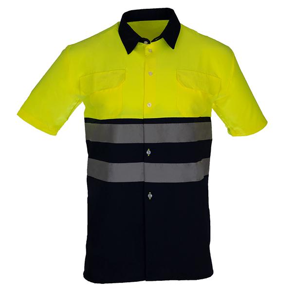 Camisa de alta visibilidad Prima City2