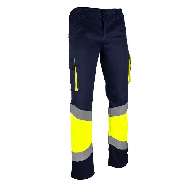 Pantalón de alta visibilidad Prima Step