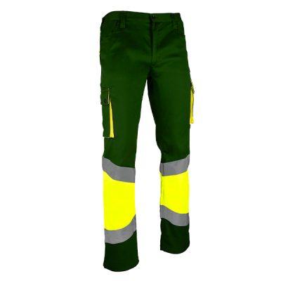Pantalón de alta visibilidad Trekking2